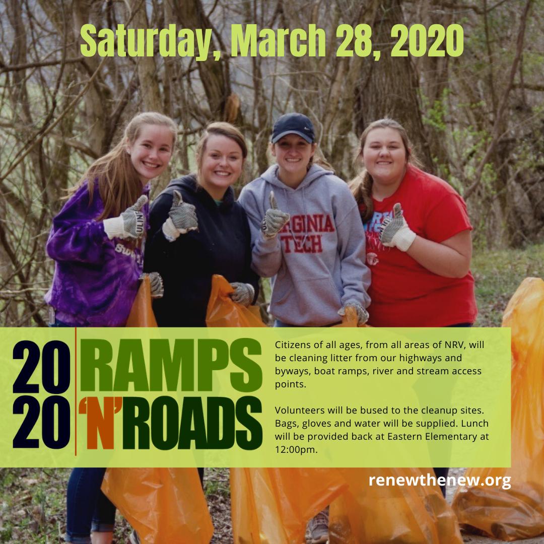 2020 Ramps N Roads